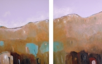 Wilsons Prom No 2 Diptych