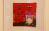Wall Talk 2 (framed)