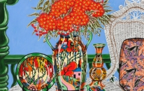 Clarice Cliff & Flowering Gum