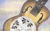 Resonator by Jim Keays Limited Edition