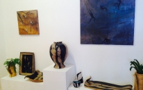Annette Smeeton Paintings and Ceramics