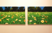 The Butterfly Effect - Diptych<br>SOLD