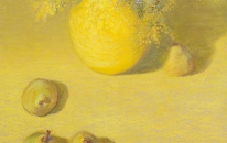 Yellow, Wattle, Four Pears<br>SOLD