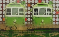 Princes Bridge Trams