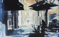 Shady Cafe #2<br>SOLD