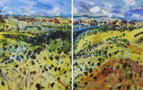 24. Jugiong Valley Panorama