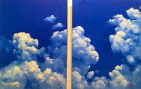 12 & 13 Heavens 1 & 2 as a Diptych<br>SOLD