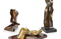 Rachel Boymal Small  Bronze Sculptures