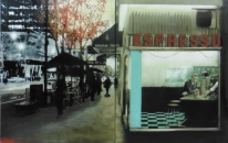 Espresso Lane - Diptych <br>SOLD