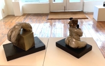 Gallery View of Sculptures by Judith Ambrose