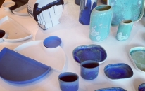Ceramics made in our Studio
